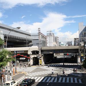 西九条駅前商店会の写真