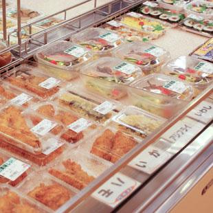 グッディー此花 惣菜コーナーの写真