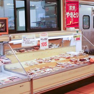 グッディー此花 鶏肉コーナー[魚屋・肉屋]の写真
