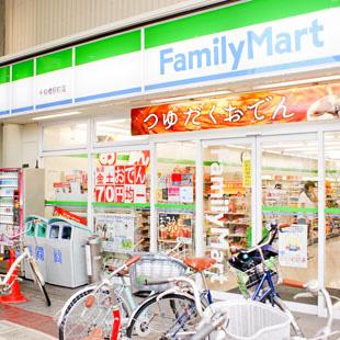 ファミリーマート 千鳥橋駅前店[コンビニエンスストア]の写真