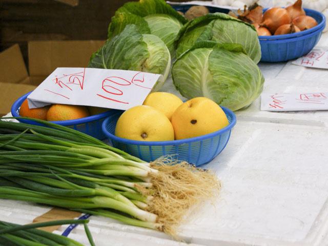 野菜 その1の写真
