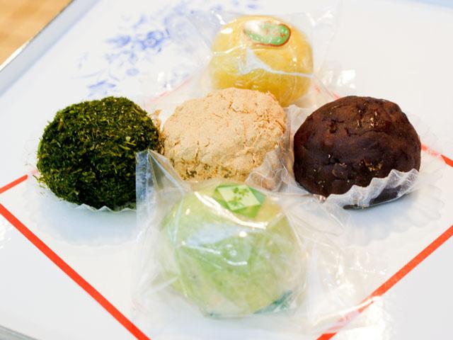 つるやの和菓子 その2の写真