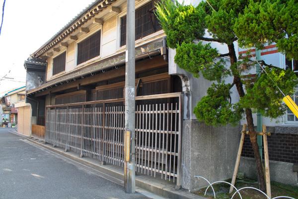 鴻池組旧本宅の写真