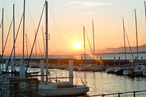 大阪北港ヨットハーバーの写真